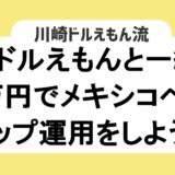 川崎ドルえもんと一緒に10万円でメキシコペソのスワップ運用をしよう!~口座開設編~